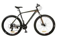 Велосипед Optimabikes F-1 AM HDD 29 Al черно-оранжевый