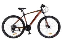 Велосипед Optimabikes F-1 AM DD 29 Al черно-оранжевый 2018