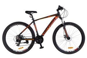 Велосипеды Optimabikes, Велосипед Optimabikes F-1 AM DD 29 Al черно-оранжевый 2018