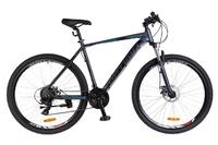 Велосипед Optimabikes F-1 AM DD 29 Al черно-синий 2018