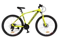 Велосипед Optimabikes F-1 AM DD 29 Al желтый неон 2018