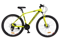 Велосипед Optimabikes F-1 AM HDD 29 Al желтый неон 2018