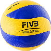 Мяч волейбольный Mikasa MVA200/2018 PVC green