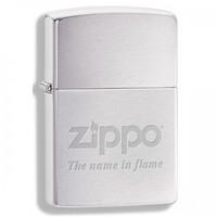 Зажигалка Zippo The Name In Flame
