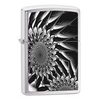 Зажигалка Zippo Metal Abstract