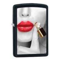 Зажигалка Zippo Locked Lips