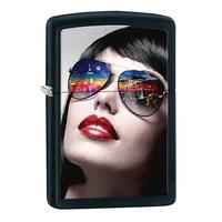 Зажигалка Zippo Reflective Sunglasses