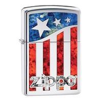 Зажигалка Zippo US Flag