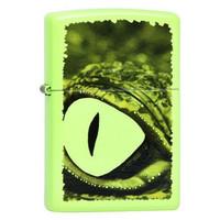 Зажигалка Zippo Alligator Green