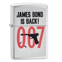 Зажигалка Zippo 29563 James Bond