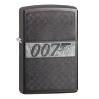 Зажигалка Zippo Reg Iced James Bond