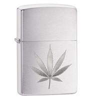 Зажигалка Zippo Leaf Design Engraved