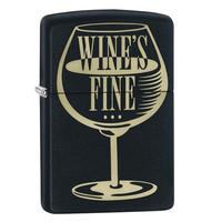 Зажигалка Zippo Wines Fine Design
