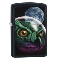 Зажигалка Zippo Space Owl Design