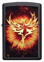 29866 Зажигалка Zippo 218 Phoenix Design 2