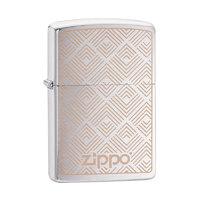 29921 Зажигалка Zippo 200 PF19 Pyramid Shapes Design