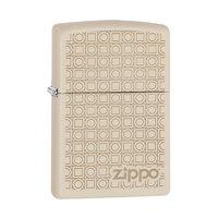 29923 Зажигалка Zippo 216 PF19 Geometric Boxes Design
