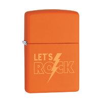 Зажигалки Zippo, 29925 Зажигалка Zippo 231 PF19 Lets Rock Design
