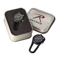 Часы Rothco Clip Watch W/LED Metal Alloy Case