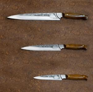 Ножи под заказ, Набор Разделочный