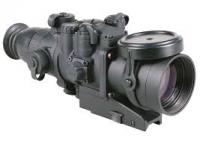 Прицел ночного видения Pulsar Phantom 3x50 BW Weaver+насадка 1,5х