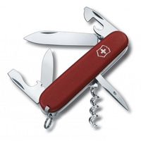 3.3603 Нож Victorinox Ecoline, красный матовый нейлон