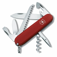 3.3613 Нож Victorinox Swiss Army Ecoline, красный матовый нейлон