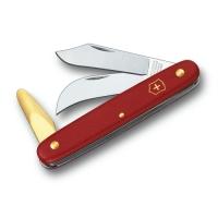 3.9116 Нож Victorinox садовый, красный