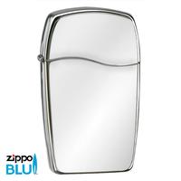 Зажигалка газовая Zippo Blu High Polish Chrome