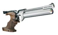 Пневматический пистолет Umarex Walther LP 400 Compact Carbon, S