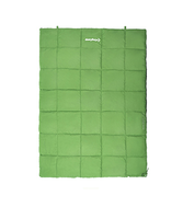 Спальный мешок KingCamp  ACTIVE 250 DOUBLE R Green