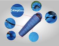 Спальный мешок KingCamp Treck 450 R Blue