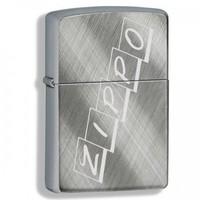 Зажигалка Zippo Diagonal Weave