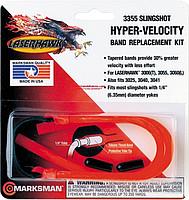 Рогатки Marksman, Резинка Marksman Replacement Band Kit ц:красный