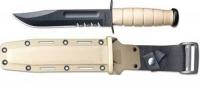 """C фиксированным клинком, 5014 Нож KA-BAR """"Desert Fighter"""""""
