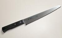 """Masahiro Кухонный нож для хлеба 200 мм """"Такэда"""""""