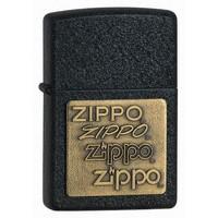 Зажигалка Zippo Brass Emblem