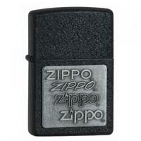Зажигалки Zippo, Зажигалка Zippo Pewter Emblem