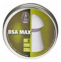 Пули пневматические BSA Max к.4,5 мм 0,68(400)