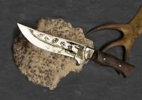 Нож туристический Олень