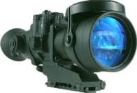 Yukon, Прицел ночного видения Pulsar Phantom 4x60 BW Weaver+насадка 1,5х