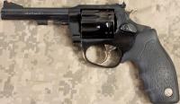 """Револьвер флобера Taurus mod.409 4"""" вороненый"""