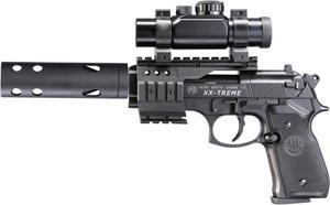 Umarex, Пневматический пистолет Beretta M92 FS XX-TREME