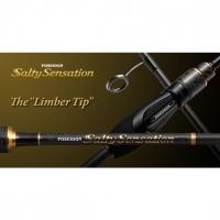 Удилище спиннинговое Evergreen POSEIDON SALTY SENSATION 'Limber Tip' PSSS-610S, 2.08 m, 0.1-4.5 g