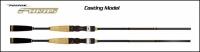 Удилище спиннинговое Jackall Poison Focus PFS-68L 2.03, 0.87-5.25 gr Spin
