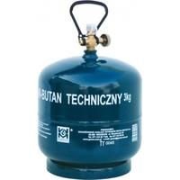 Газовый баллон перезаправляемый BT-3 Camping cylinder (7,2L) (GZWM)
