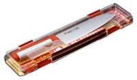 Masahiro Кухонный нож Сантоку 135 мм