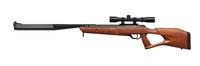 Пневматическая винтовка Crosman Benjamin Trail NP2 SBD Wood c прицелом 3-9x32