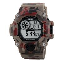 Skmei, Часы Skmei 1019 Red Camouflage BOX