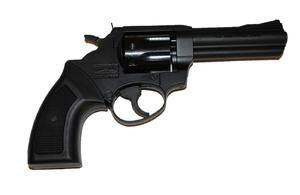 KORA BRNO, Револьвер под патрон флобера Kora Brno 4mm RL 4 black